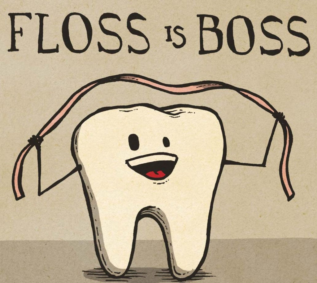 Is flossing necessary? – By Dr. Nivedita